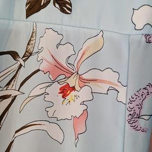 Parisian Works Dresses - Parisian Floral butterfly dress